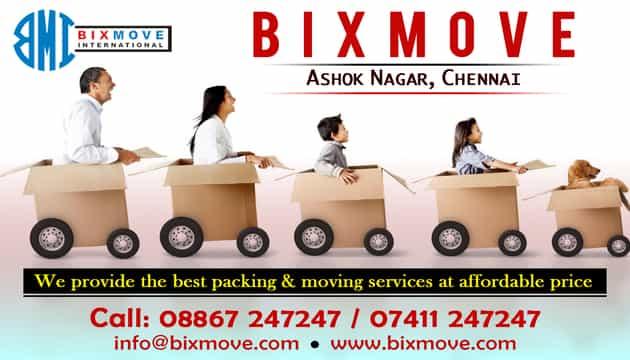 packers and movers ashok nagar