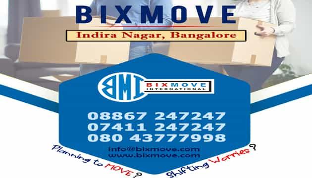 Packers and Movers Indira Nagar
